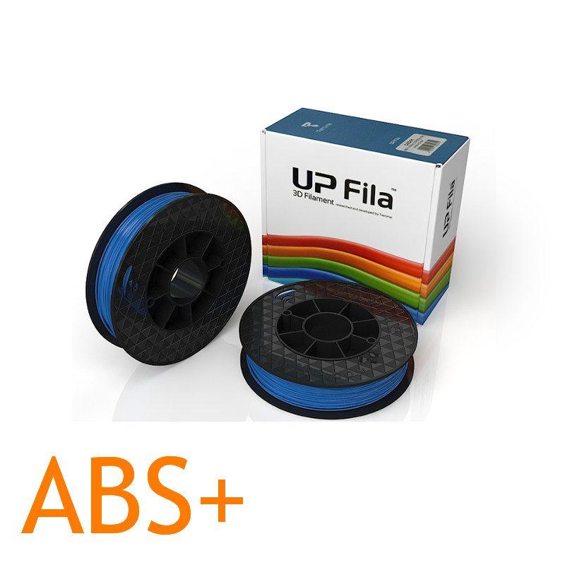 Blue ABS Plus UP 3D printer filament