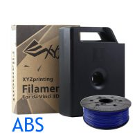 Violet ABS filament for the XYZ Da Vinci 3D printer
