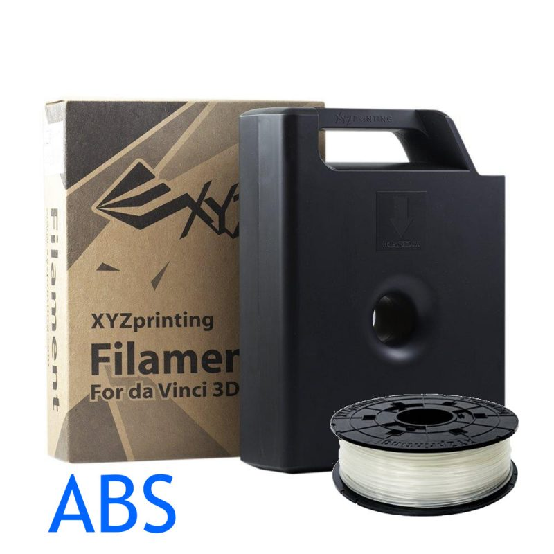 Nature XYZ Davinci 3D printer ABS filament