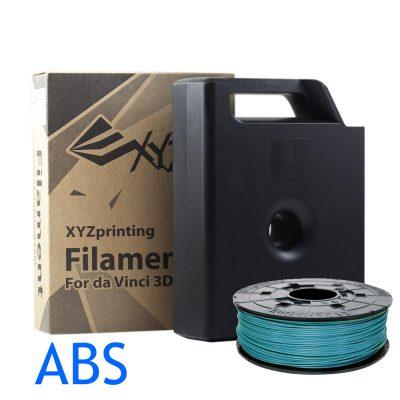 Viridity Green ABS Da Vinci 3D printer Filament