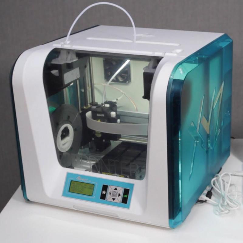The XYZ Da Vinci Junior Wireless Desktop 3D Printer