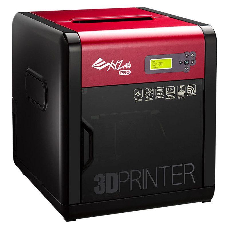The XYZ Da Vinci Pro 3D printer