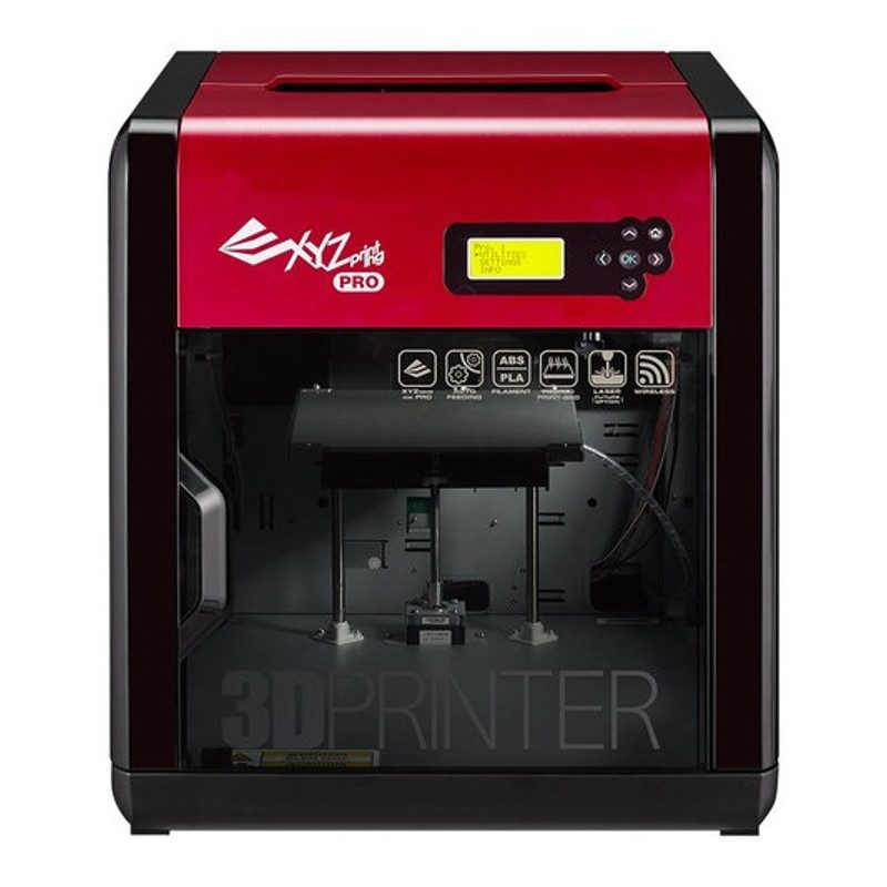 The versatile professional desktop 3D printer at an affordable price