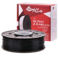 XYZ printing Black Da Vinci Junior PLA
