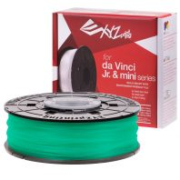 Da Vinci Junior Clear Green PLA