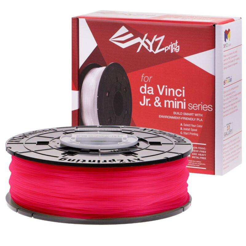Da Vinci Junior Clear Green PLA