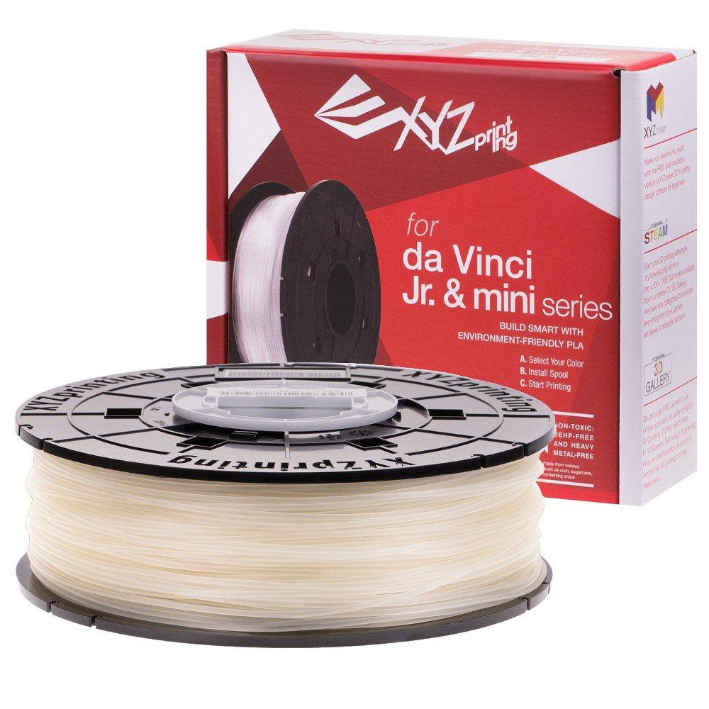 XYZ Nature PLA for the Da Vinci Junior, Da Vinci Nano and Da Vinci Minimaker