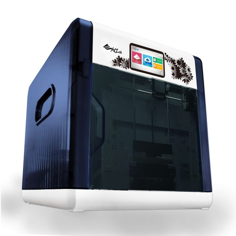 The Da Vinci 1.1 Plus desktop 3D printer