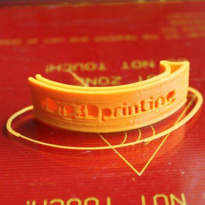 Money clip 3D printing model file