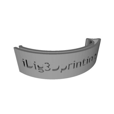 3D print your own money clip