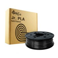 Black Da Vinci Junior PLA 3D printer filament