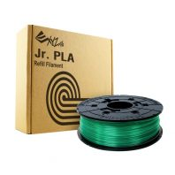 Clear Green PLA filament for the Da Vinc Junior