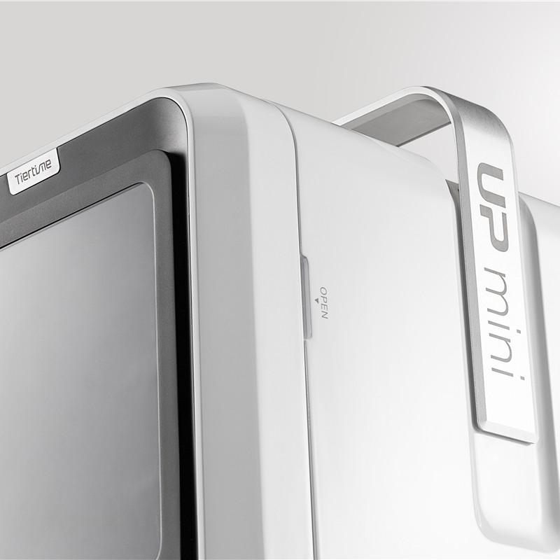 The portable desktop 3D printer the Up mini 2