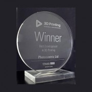 Liquid Crystal SLA 3D printer wins award at IDTechEX Europe 2016