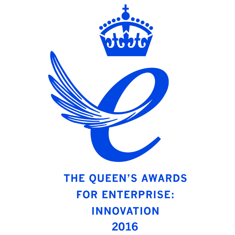 Photocentric win Queens award for enterprise and innovation 2016