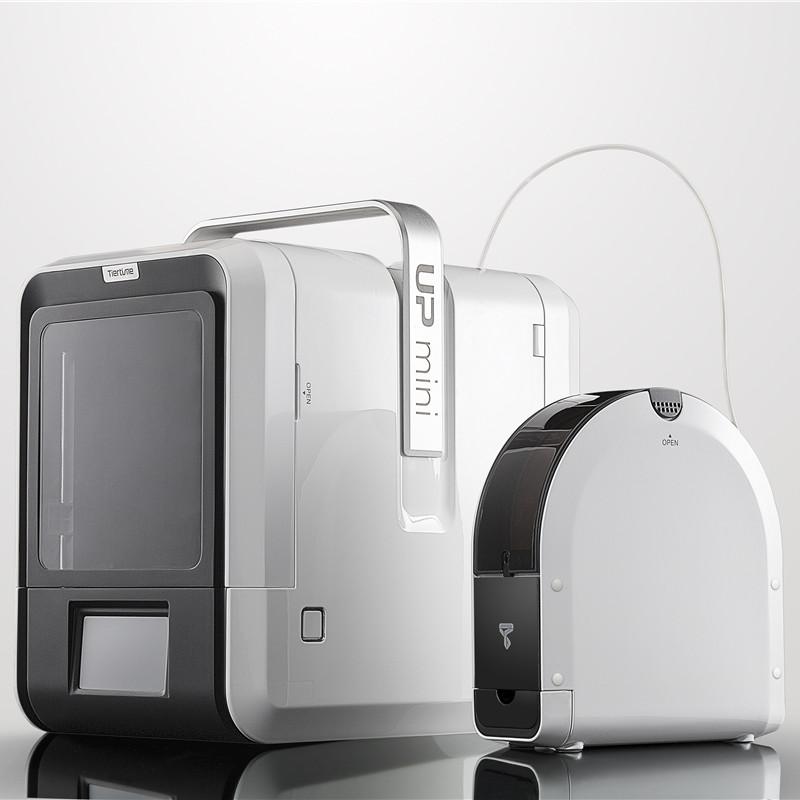 The Up mini 2 3D printer