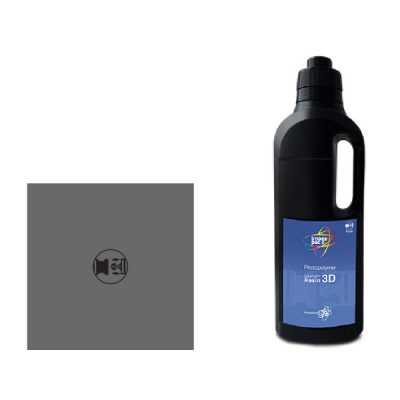 grey firm sla resin for the liquid crystal 10 by photocentric