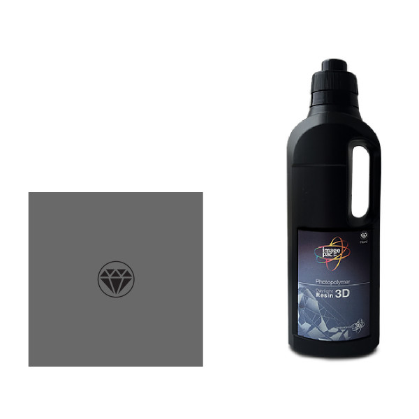 grey hard sla resin for the liquid crystal 10 dlp 3D printer