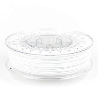 White colorfabb_HT temeperature resistnat 3D printer filament in 1.75mm and 2.85mm