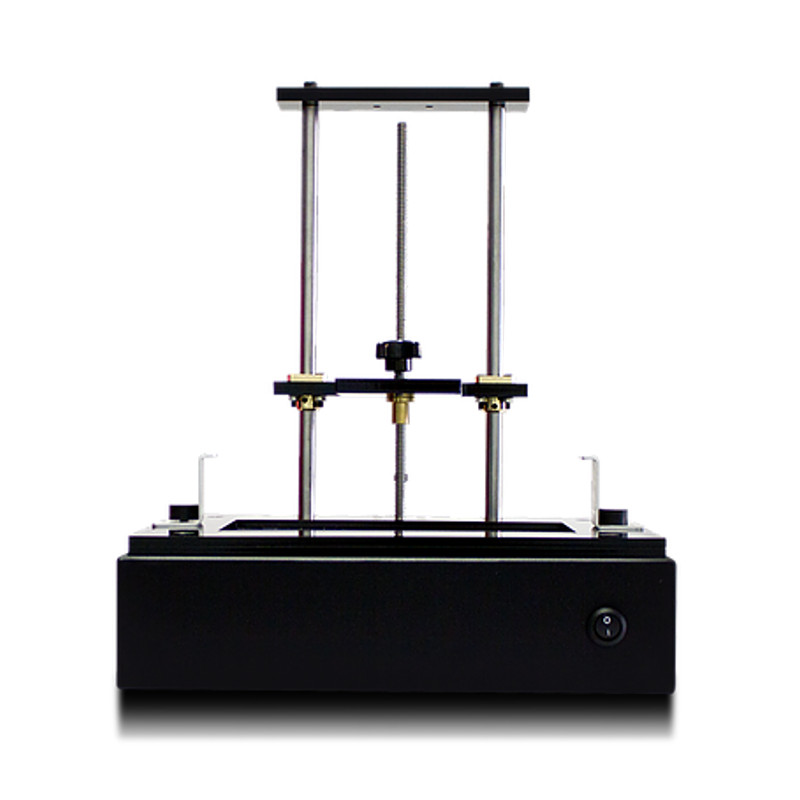 The Liquid Crystal 10 SLA LCD 3D printer by Photocentric without cover