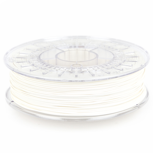 Standard White colofabb PLA 3D printer filament