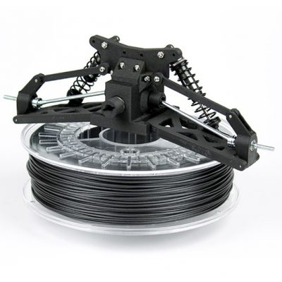 Carbon fibre 3D printer filament in 1.75mm and 2.85mm