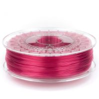 violet transparent colorfabb pla 3D printer filament