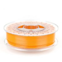 Orange colorfabb_XT 3D printer filament, food contact compliant