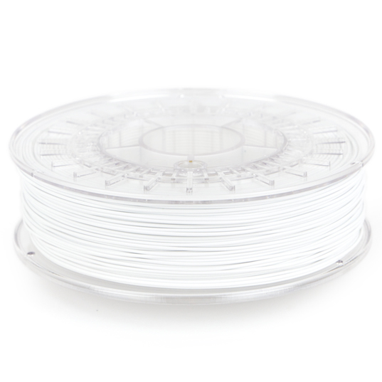 Blueish white PLA from Colorfabb 3D printer filaments