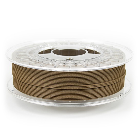 CorkFill colourfabb wood 3D printer filament in 1.75mm and 2.85mm