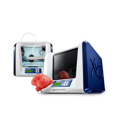 The Da Vinci Junior 3 in 1 3D printer from XYZprinting