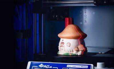 Da Vinci junior 3 in 1 with 3D scanner