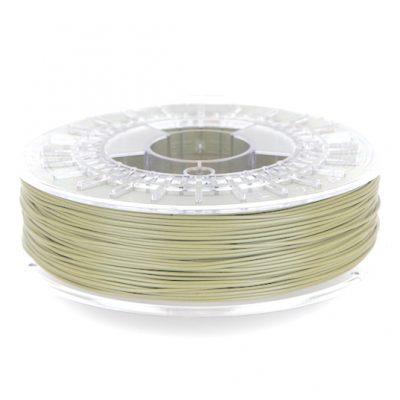 greenish beige colorfabb 3D printer filament