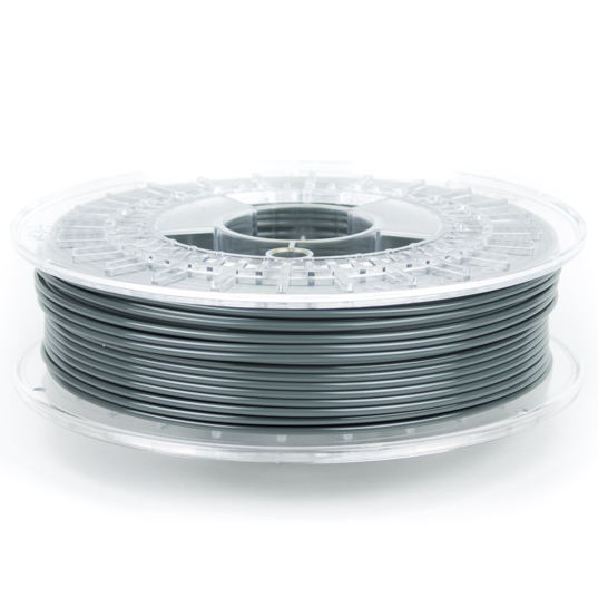 Dark Grey Colorfabb HT filament in 1.75mm and 2.85mm