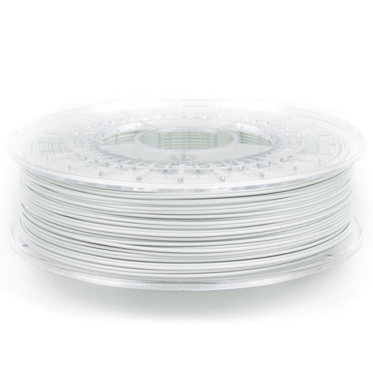 Light Grey Colorfabb heat resistant 3d printer filament in 1.75mm and 2.85mm