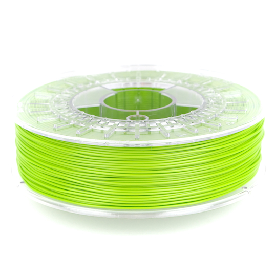 Intense green colorfabb PLA/PHA 3D printer filament