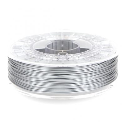 Shinning Silver colorfabb PLA 3D printer filament in 1.75mm and 2.85mm