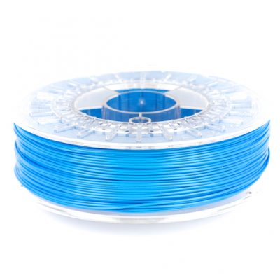 sky blue PLA from colorfabb can be used with Ultimaker 3D printers