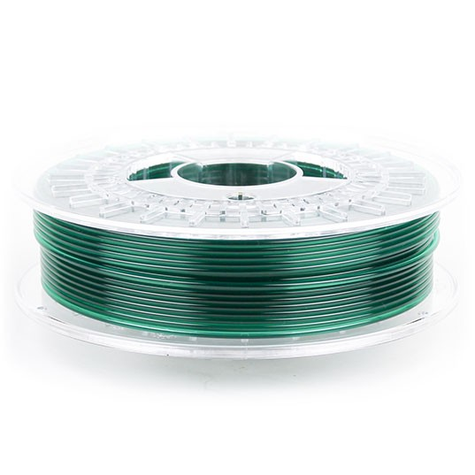 transparent Green colorfabb pla 3d printer filament