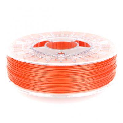 Warm red colorfabb pla quality 3D printer filament