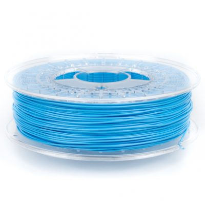 Light blue colorfabb nGen 3D printer filament in 1.75mm & 2.85mm diameter