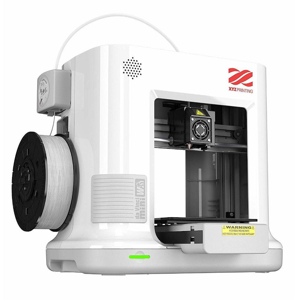 The XYZprinting da vinci mini w+ 3D printer