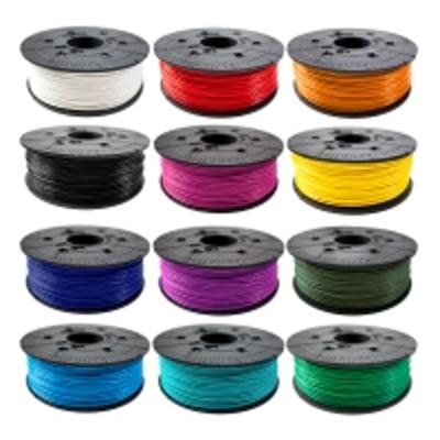 XYZ Da Vinci 3D pen filament colours