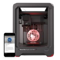 The new Makerbot Mini+ desktop 3D printer