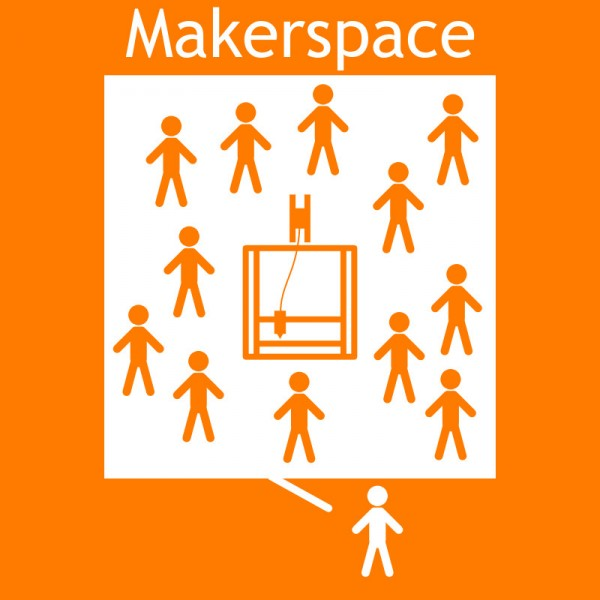 UK 3D printer Makerspaces