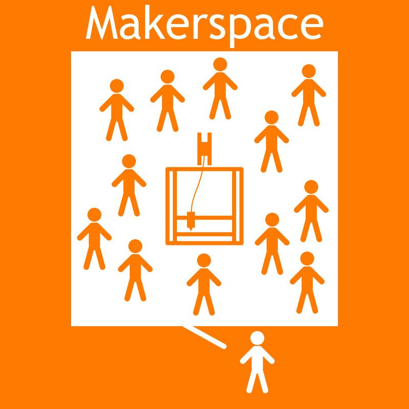 UK 3D printer Makerspaces