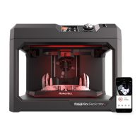 The New Replicator+ 3D printer