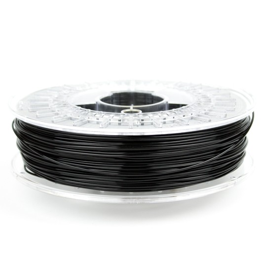 Black nGen_Flex ColorFabb Flexible 3D printer filament
