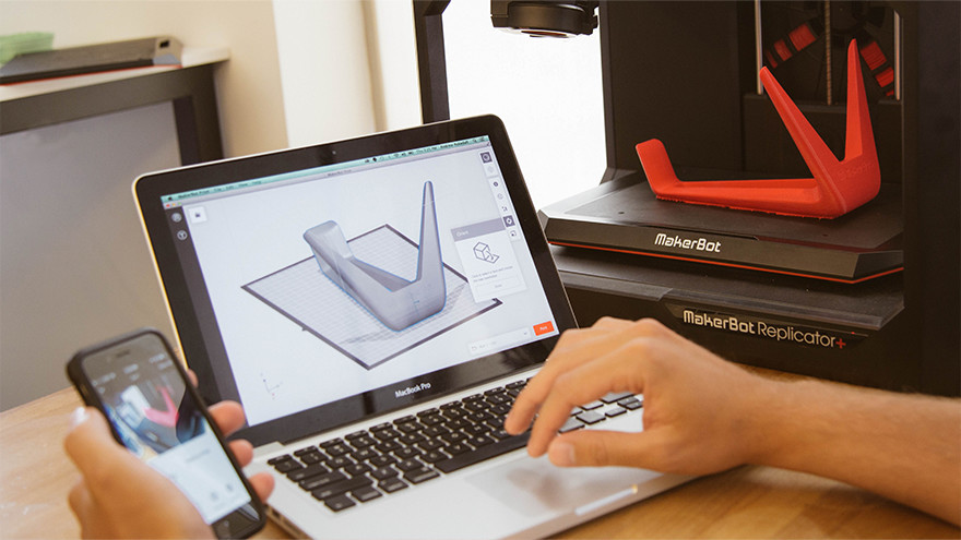 Powerful Makerbot software to streamline your 3D printing process