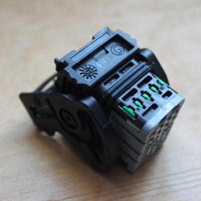 3D printed Molex seal with ColorFabb nGen Flex 3D printer filament